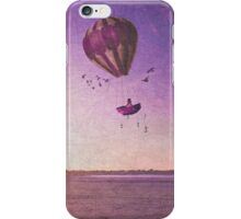 To touch the sky iPhone Case/Skin