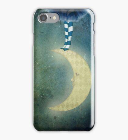 Moon's dancer iPhone Case/Skin