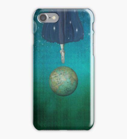 Dancing universe iPhone Case/Skin