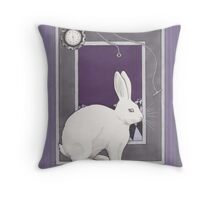 Ears & Whiskers Throw Pillow