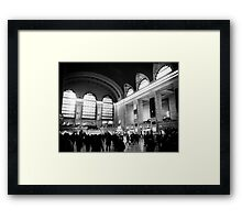 Grand Central Station, NYC Framed Print