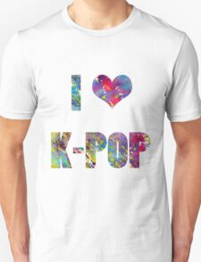 I LOVE K-POP T-Shirt