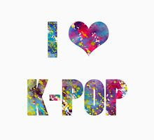 I LOVE K-POP Unisex T-Shirt