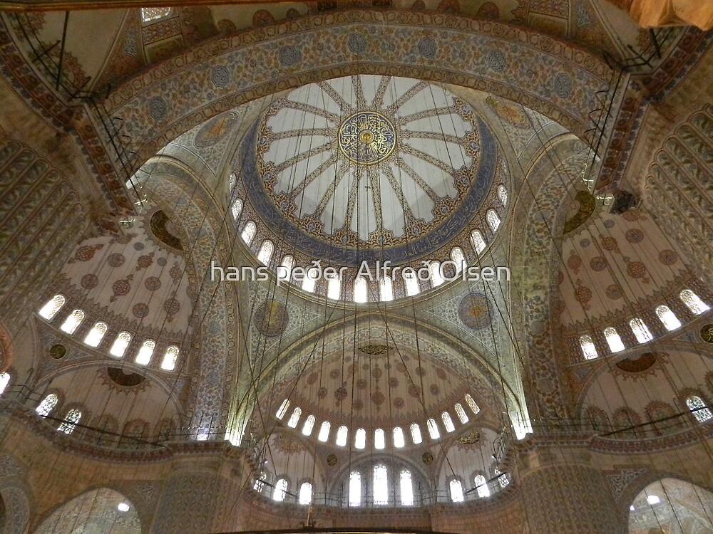 Magnificent Mosque by hans p olsen