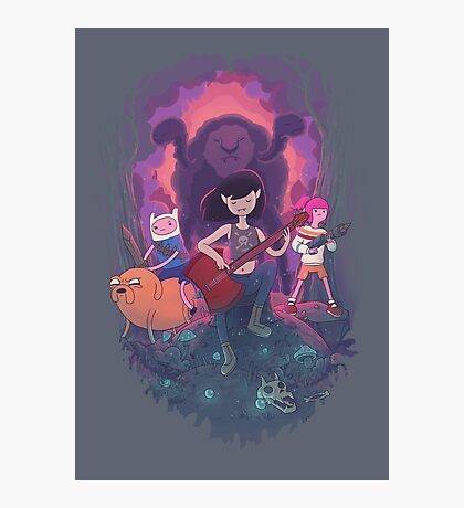 Song of the Vampire Photographic Print