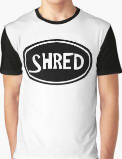 Big Shred Graphic T-Shirt