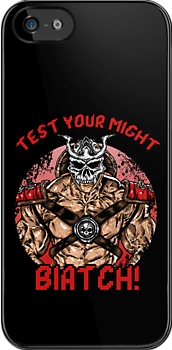 Test Your Might by SicSweet