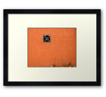 Keeping it Cool Framed Print
