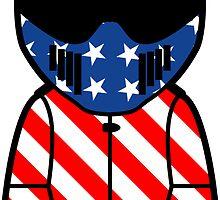 The Stig - American Stig by jimcwood