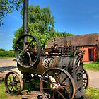 Portable Engine by David J Knight