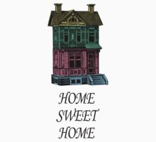 Home Sweet Home Quotes One Piece - Short Sleeve