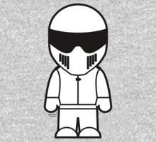The Stig - Just the Stig One Piece - Long Sleeve