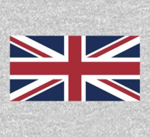 United Kingdom Flag by cadellin