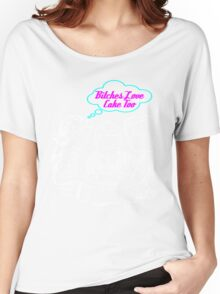 Bitched Love Cake Women's Relaxed Fit T-Shirt
