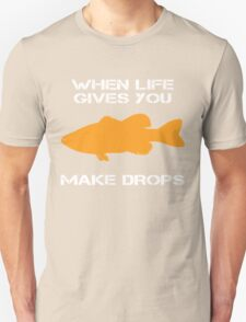 When Life Gives You Bass Unisex T-Shirt