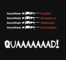 Quad Feed (Intervention) by FakeDaSystem