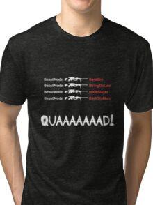 Quad Feed (Intervention) Tri-blend T-Shirt