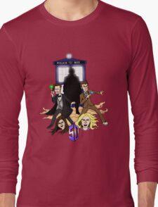 the 50th anniversary Long Sleeve T-Shirt