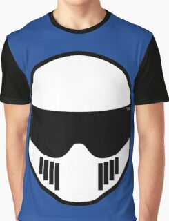 The Stig - Stig's Head Graphic T-Shirt