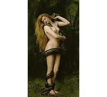 Lilith by John Collier Photographic Print