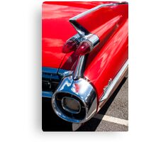 Cadillac Fin Canvas Print