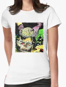 Brain Surgery Womens Fitted T-Shirt