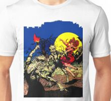 Party at Ground Zero Unisex T-Shirt