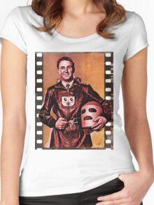 King of the Rocketmen Women's Fitted Scoop T-Shirt