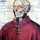 HOMBRE DE FE CIEGA ( man with blind faith) by Alvaro Sánchez