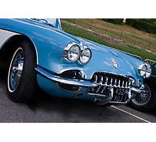Corvette Photographic Print