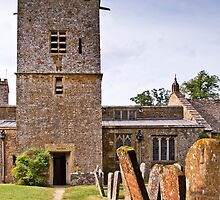 St Mary's Church, Chastleton by vivsworld