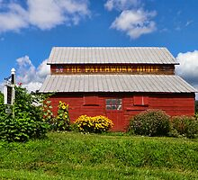 The Quilt Barn by PineSinger
