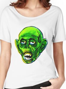 Green Ghoul Women's Relaxed Fit T-Shirt