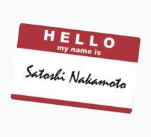 Satoshi Nakamoto by Sparro