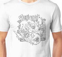 Genesis Wave Surfin' Unisex T-Shirt