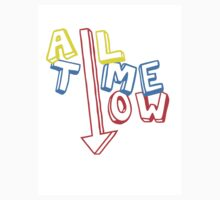 All Time Low Arrow Kids Tee