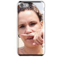 Kash's Mustache iPhone Case/Skin