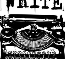 Art is a Write Sticker