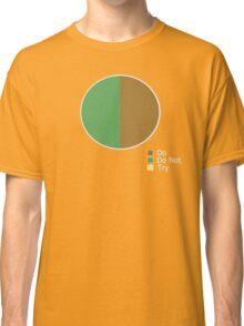 Pie Chart of Jedi Wisdom Classic T-Shirt