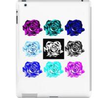 Popart scheme 1 iPad Case/Skin