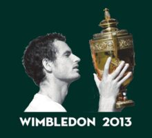 The 2013 Wimbledon Champion by tyler8