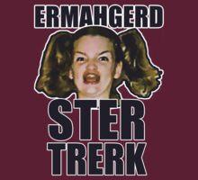 ERMAHGERD STER TRERK T-Shirt