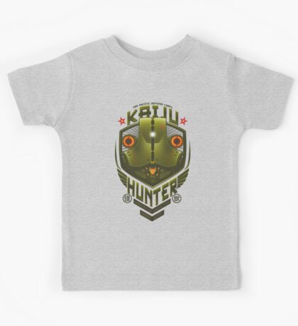 Kaiju Hunter Cherno Kids Clothes