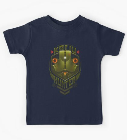 Kaiju Hunter Cherno Kids Clothes
