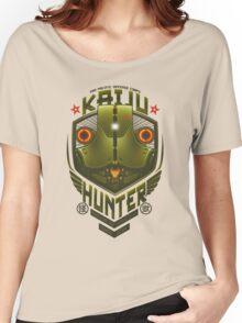 Kaiju Hunter Cherno Women's Relaxed Fit T-Shirt