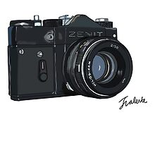 Classic Russian camera by jthing