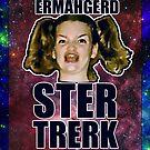 ERMAHGERD STER TRERK by AlliVanes