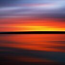 Sunset - Abstract by JohnOdz