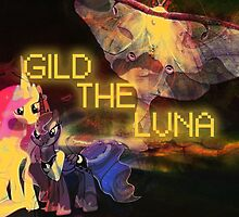 Gild the Luna by ButtercupSaiyan