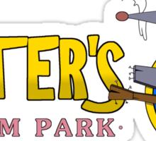 Lester's Possum Park Sticker
